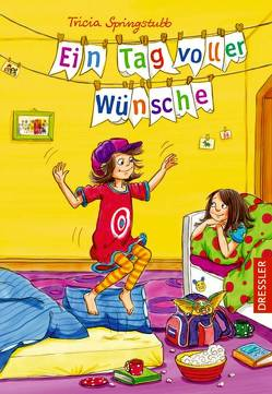 Ein Tag voller Wünsche von Bean,  Gerda, Mersmeyer,  Ulla, Springstubb,  Tricia