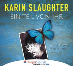 Ein Teil von ihr von Kinzel,  Fred, Petri,  Nina, Slaughter,  Karin