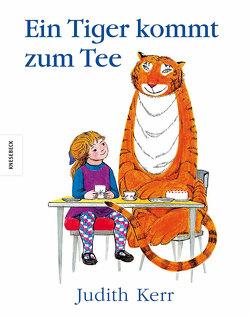 Ein Tiger kommt zum Tee von Kerr,  Judith, Müller-Wallraf,  Gundula