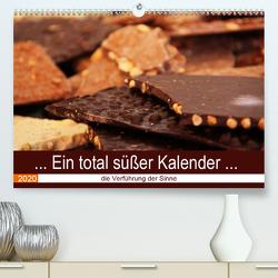 Ein total süßer Kalender (Premium, hochwertiger DIN A2 Wandkalender 2020, Kunstdruck in Hochglanz) von Widerstein - SteWi.info,  Stefan