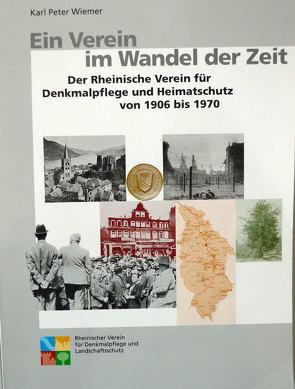 Ein Verein im Wandel der Zeit von Wiemer,  Karl P