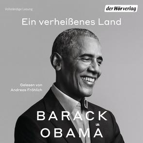 Ein verheißenes Land von Fröhlich,  Andreas, Obama,  Barack
