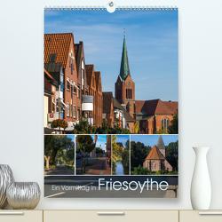 Ein Vormittag in Friesoythe (Premium, hochwertiger DIN A2 Wandkalender 2020, Kunstdruck in Hochglanz) von Renken,  Erwin