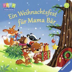 Ein Weihnachtsfest für Mama Bär von Kraushaar,  Sabine, Prusse,  Daniela