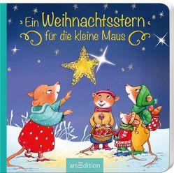 Ein Weihnachtsstern für die kleine Maus von Grimm,  Sandra, Straub,  Sabine