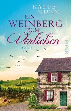 Ein Weinberg zum Verlieben von Nunn,  Kayte, Sturm,  Ursula C.