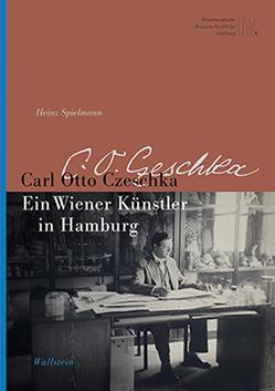 Ein Wiener Künstler in Hamburg von Nümann,  Ekkehard, Spielmann,  Heinz