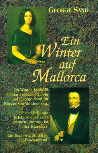 Briefe Von Chopin : Ein winter auf mallorca von habsburg ludwig s sand