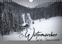 Ein Wintermärchen auf der Hemmersuppenalm (Wandkalender 2019 DIN A4 quer) von Viola,  Melanie