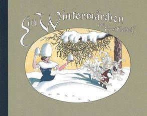 Ein Wintermärchen von Kreidolf,  Ernst