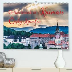 Ein Wochenende in Krumau (Premium, hochwertiger DIN A2 Wandkalender 2020, Kunstdruck in Hochglanz) von Kirsch,  Gunter