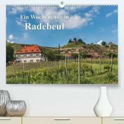 Ein Wochenende in Radebeul / CH-Version (Premium, hochwertiger DIN A2 Wandkalender 2021, Kunstdruck in Hochglanz) von Kirsch,  Gunter