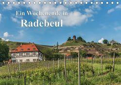 Ein Wochenende in Radebeul / CH-Version (Tischkalender 2019 DIN A5 quer) von Kirsch,  Gunter