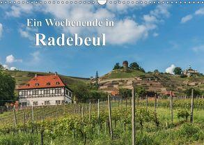 Ein Wochenende in Radebeul / CH-Version (Wandkalender 2018 DIN A3 quer) von Kirsch,  Gunter