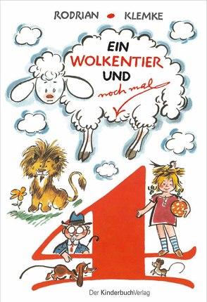 Ein Wolkentier und nochmal vier von Klemke,  Werner, Rodrian,  Fred