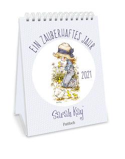 Ein zauberhaftes Jahr mit Sarah Kay 2021