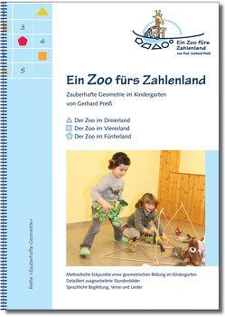 Ein Zoo fürs Zahlenland von Preiss,  Gerhard