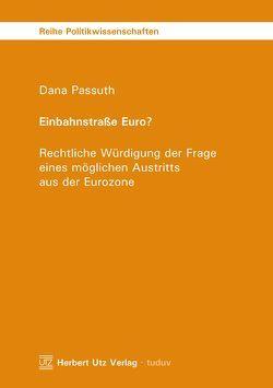 Einbahnstraße Euro? von Passuth,  Dana