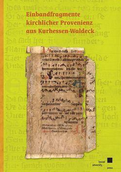 Einbandfragmente kirchlicher Provenienz aus Kurhessen-Waldeck von Wiedemann,  Konrad
