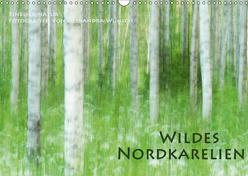 Einblick-Natur: Wildes Norkarelien (Wandkalender 2019 DIN A3 quer) von Wünsch,  Alexandra