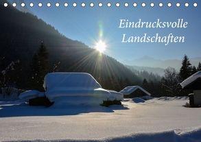 Eindrucksvolle Landschaften (Tischkalender 2018 DIN A5 quer) von und Philipp Kellmann,  Stefanie
