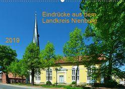Eindrücke aus dem Landkreis Nienburg (Wandkalender 2019 DIN A2 quer)