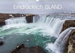 Eindrücklich Island 2018 (Wandkalender 2018 DIN A3 quer) von Krischer,  Stefan