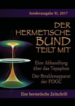 Eine Abhandlung über das Tepaphon – Der Strahlenapparat der FOGC von Hohenstätten,  Johannes H. von