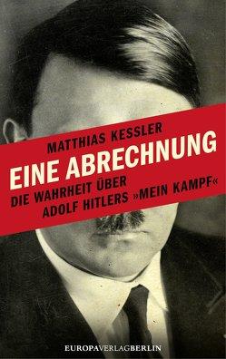 Eine Abrechnung von Kessler,  Matthias
