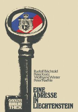 Eine Adresse in Liechtenstein von Bächtold,  Rudolf