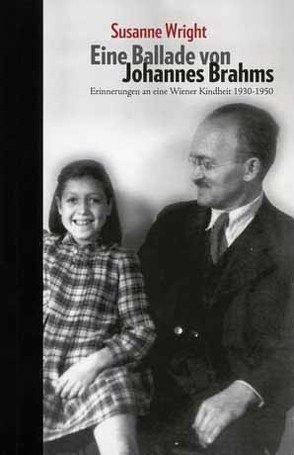 Eine Ballade von Johannes Brahms von Wright,  Susanne