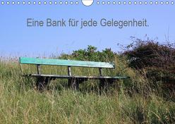 Eine Bank für jede Gelegenheit. (Wandkalender 2019 DIN A4 quer) von Malkidam