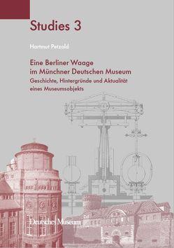 Eine Berliner Waage im Münchner Deutschen Museum von Petzold,  Hartmut
