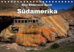 Eine Bilderreise durch Südamerika (Tischkalender 2019 DIN A5 quer) von Göb,  Clemens, Köhler,  Ute