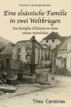 Eine elsässische Familie in zwei Weltkriegen von Candinas,  Theo