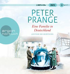 Eine Familie in Deutschland von Arnold,  Frank, Prange,  Peter