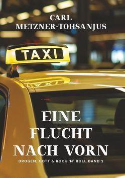 Eine Flucht nach vorn von Metzner-Tohsanjus,  Carl