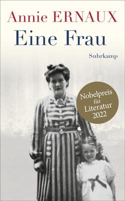 Eine Frau von Ernaux,  Annie, Finck,  Sonja