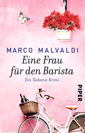 Eine Frau für den Barista von Malvaldi,  Marco, Ruby,  Luis