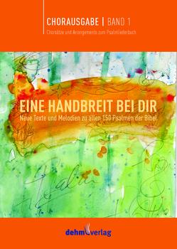 EINE HANDBREIT BEI DIR Band 1 von Dehm,  Patrick, Raabe,  Joachim