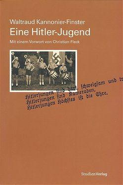 Eine Hitler-Jugend von Kannonier- Finster,  Waltraud