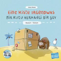 Eine Kiste Irgendwas von Hesse,  Lena