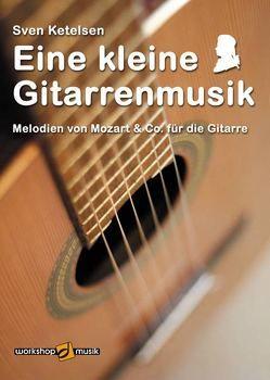 Eine kleine Gitarrenmusik von Ketelsen,  Sven