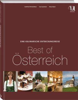 Eine kulinarische Entdeckungsreise Best of Österreich von Bauer,  Klaus, Grynstock,  Lily