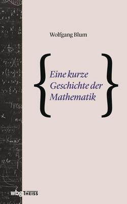Eine kurze Geschichte der Mathematik von Blum,  Wolfgang