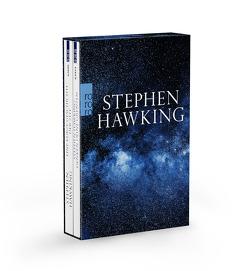 Eine kurze Geschichte der Zeit. Ergänzte Ausgabe im Schuber. von Hawking,  Stephen, Kober,  Hainer, Miller,  Ron