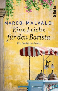 Eine Leiche für den Barista von Malvaldi,  Marco, Ruby,  Luis