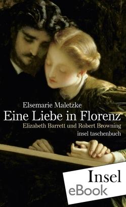 Eine Liebe in Florenz von Maletzke,  Elsemarie