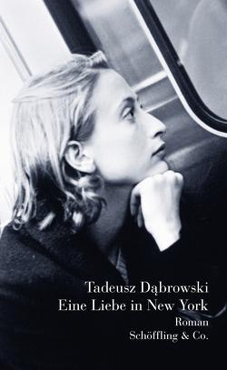 Eine Liebe in New York von Dabrowski,  Tadeusz, Schmidgall,  Renate