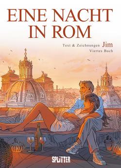 Eine Nacht in Rom. Band 4 von Jim